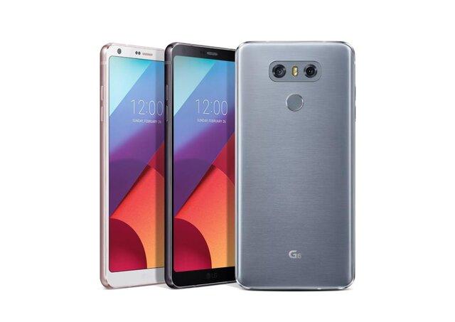 MWC 2017: LGG6 открыл эру телефонов согромными экранами