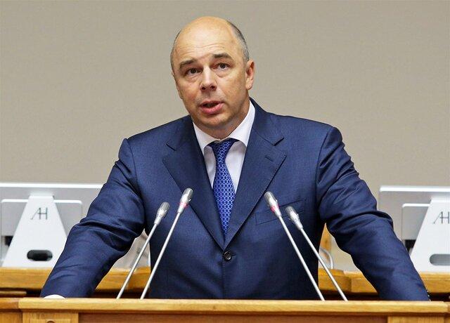 Силуанов дал прогноз по недостатку бюджета в 2017г.