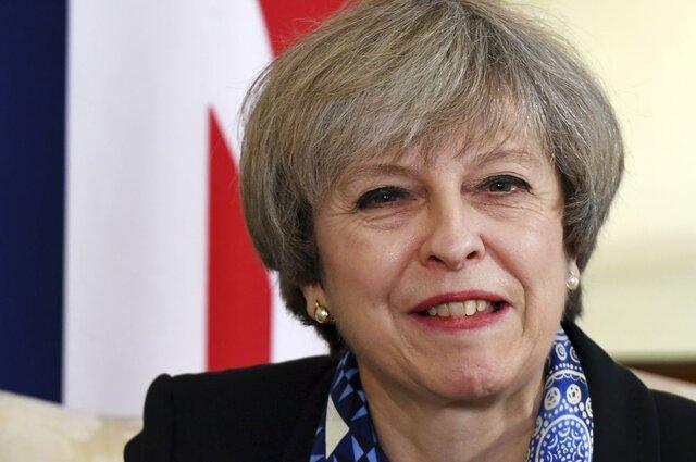 Мэй назвала сохранение Шотландии всоставе Англии личным приоритетом