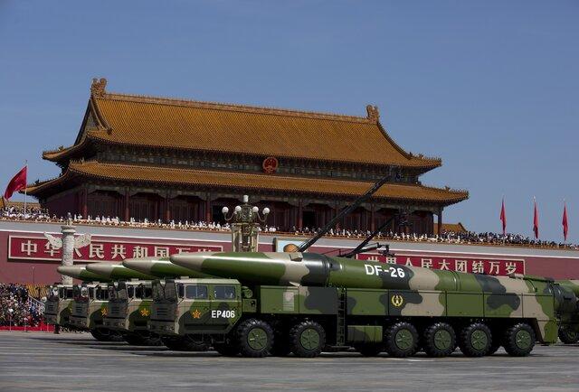 Оборонный бюджет Китая в текущем 2017-ом году вырастет на7%