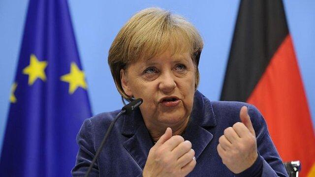 Меркель: «Эрдоган умаляет преступления нацистов»
