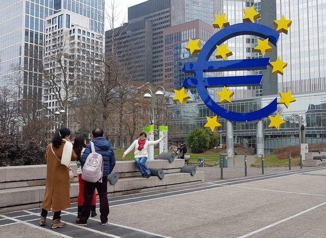 ВВП еврозоны вIV квартале вырос на1,7%, как и предполагалось