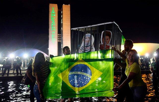 Бразилия не в состоянии вырваться из лап рецессии