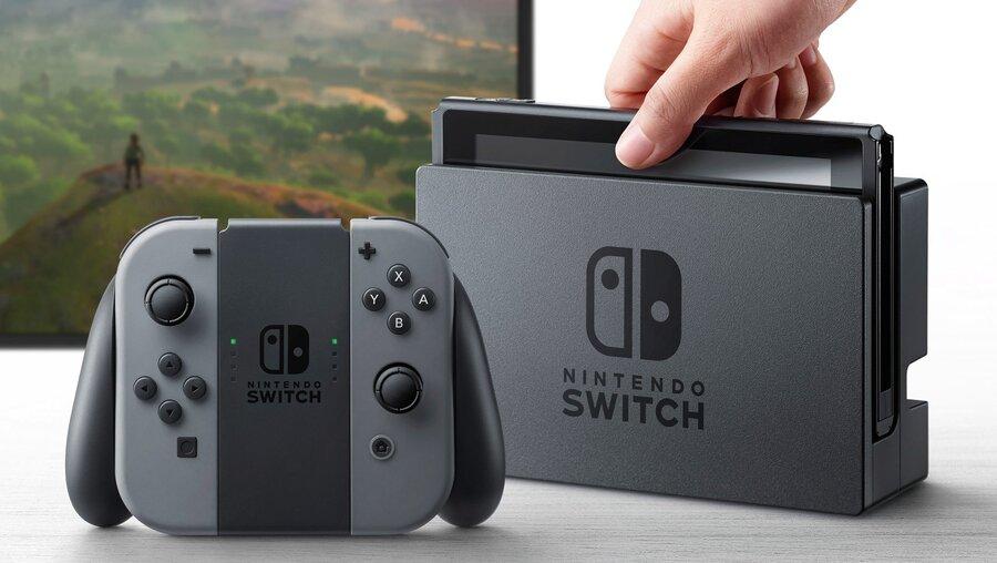 Появились данные опродажах Nintendo Switch вЯпонии