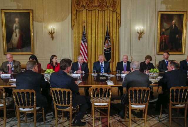 Трамп ускорит разработку плана на $1 трлн