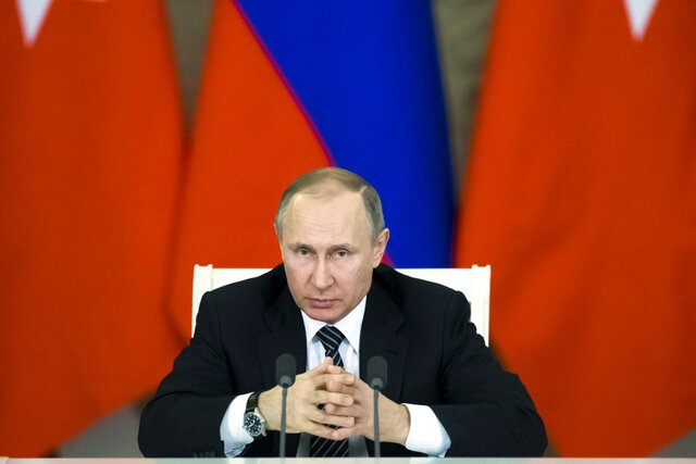 ВКремле поведали, когда может состояться первая встреча В.Путина иТрампа