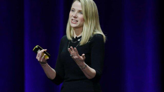 «Золотой парашют» руководителя Yahoo составит приблизительно $23 млн
