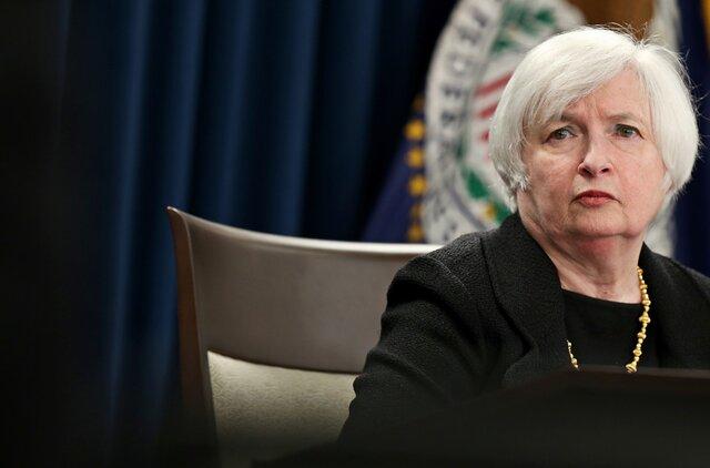 Руб. укрепился после решения ФРС США оповышении базовой ставки