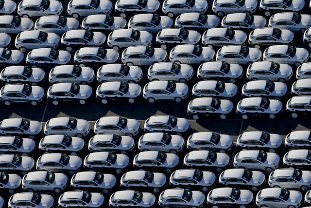 Продажи легковых авто вевропейских странах всередине зимы увеличились на2,2%