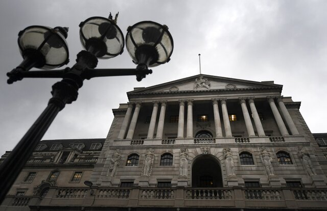 Банк Британии нестал исправлять базовую ставку