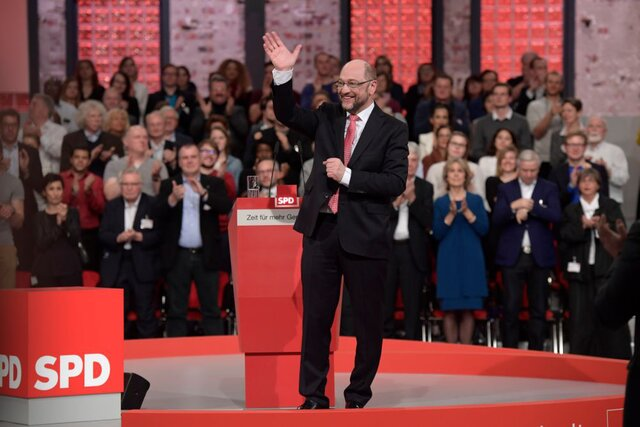 Мартин Шульц стал кандидатом вканцлеры Германии