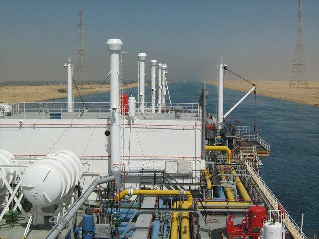 «Роснефть» хочет втрое увеличить поставки СПГ вЕгипет