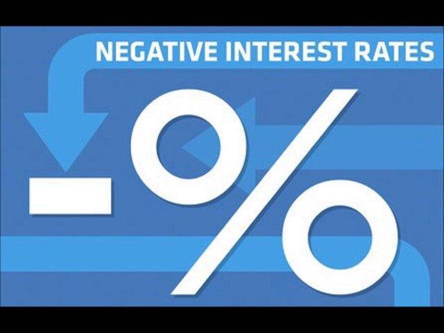 Как отрицательные ставки влияют на население?