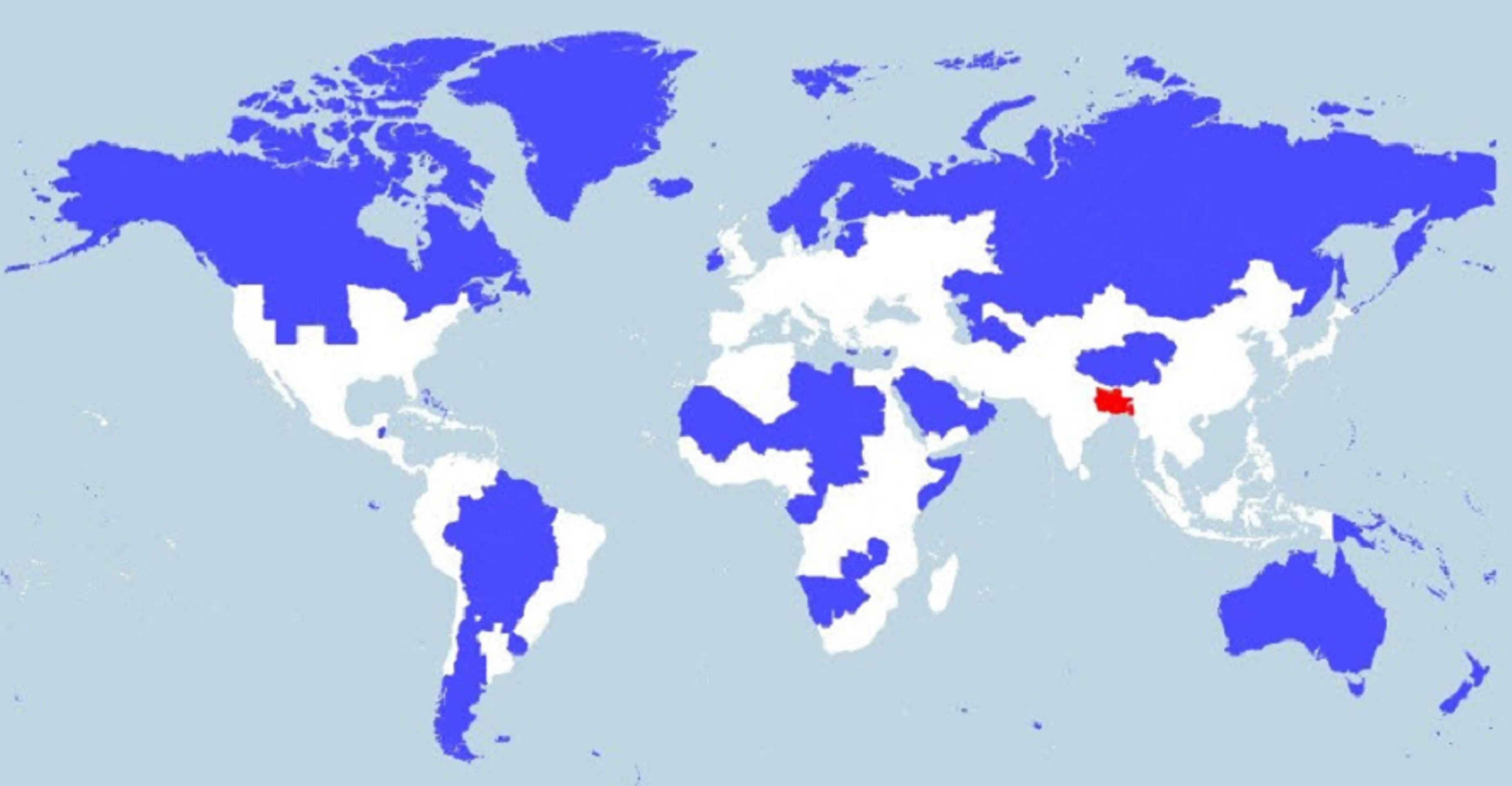 Население мира: где живет больше всего людей?