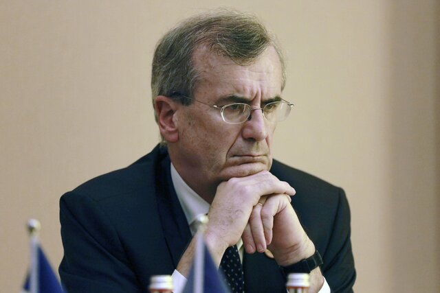 Руководитель Банка Франции настаивает на потребности последующих стимулов ЕЦБ
