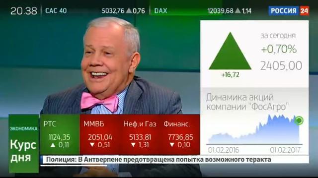Роджерс: я рекордно заработал на активах в России