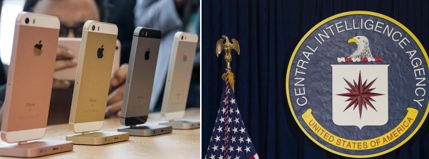 WikiLeaks: ЦРУ влезло в производственную цепь Apple