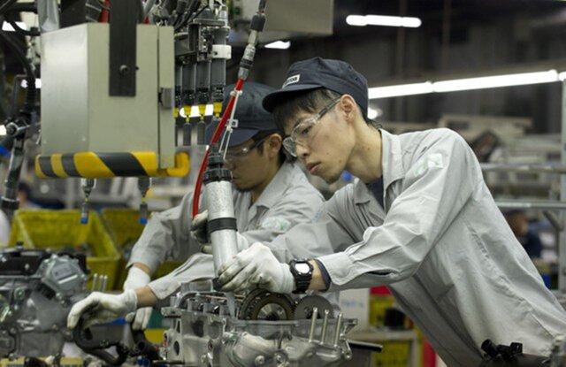 Сводный PMI еврозоны достиг 6-летнего пика