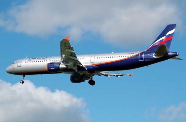 Авиакомпании России увеличили перевозки на 19,3%