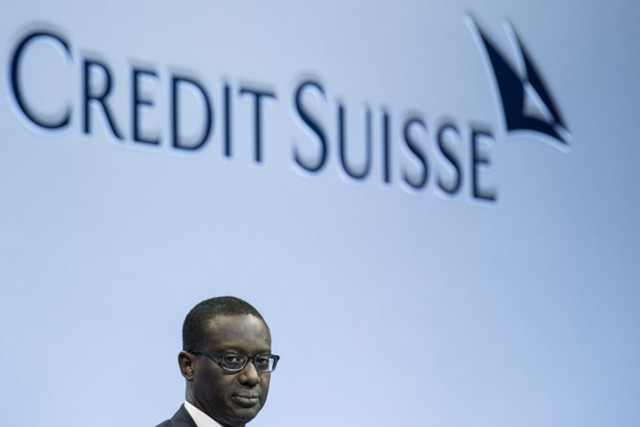 Credit Suisse заплатил CEO за 2016 год $12 млн