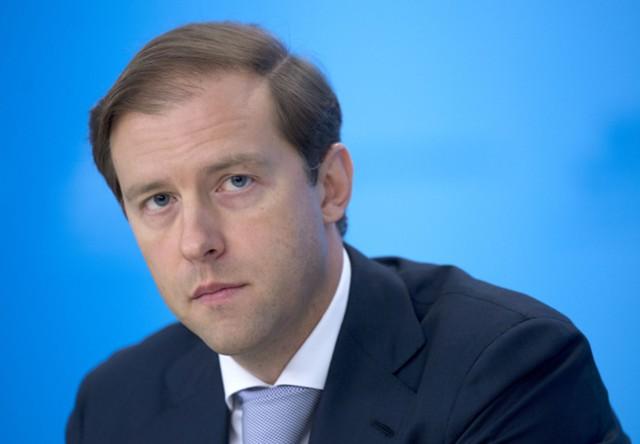 Мантуров поддержал передачу Росстата в ведение МЭР