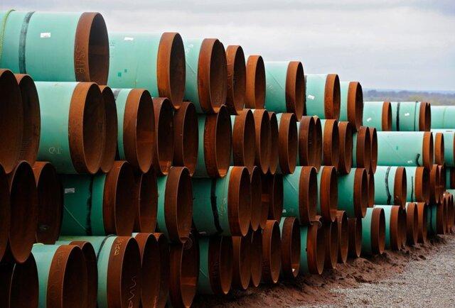 TransCanada получила разрешение Трампа настроительство нефтепровода KeystoneXL
