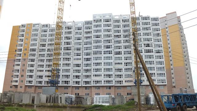 """Мень: дома для дольщиков """"Су-155"""" построят за 2 года"""