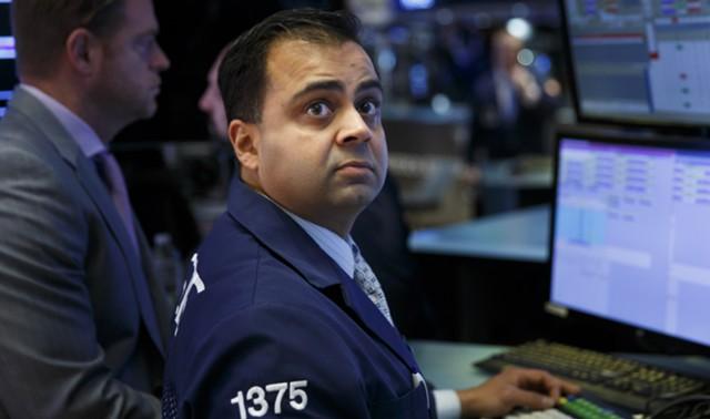 Рынки США падают из-за неудачи с Obamacare