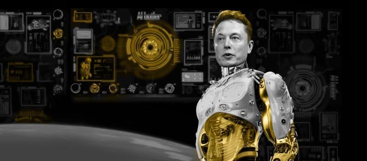 Новая компания Элона Маска будет создавать киборгов