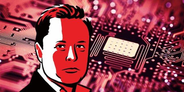 Илон Маск соединит мозг икомпьютер