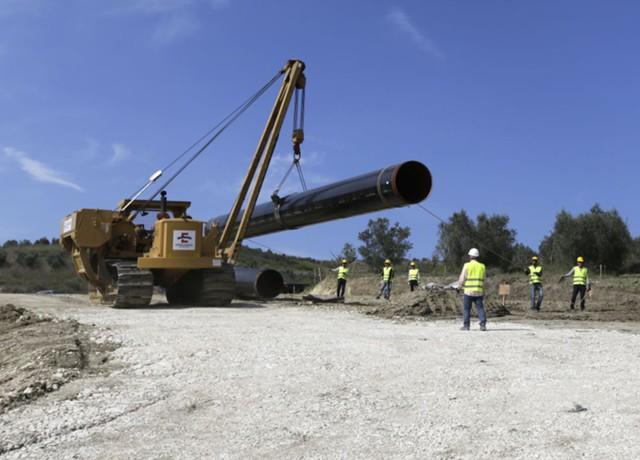 Суд Италии одобрил строительство газопровода TAP