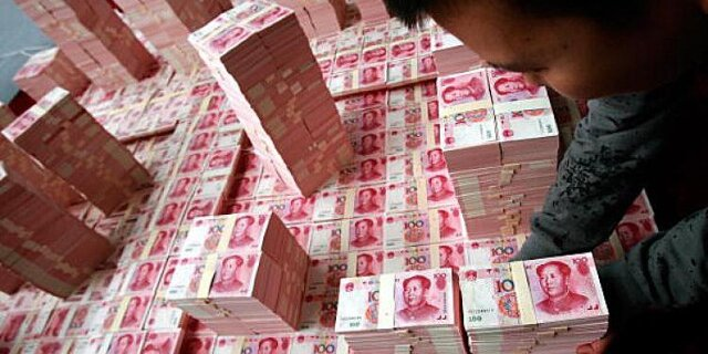 Банки Китая стоят на пороге масштабного кризиса