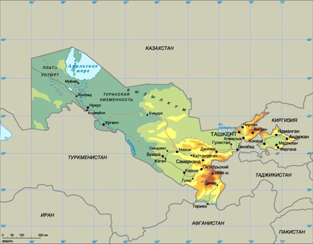 РФ и Узбекистан подпишут большой пакет соглашений