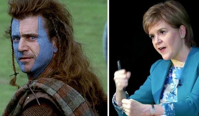 Шотландии предложили выбор: Brexit или независимость
