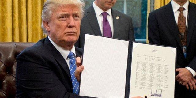 Трамп объявит войну торговому дефициту США