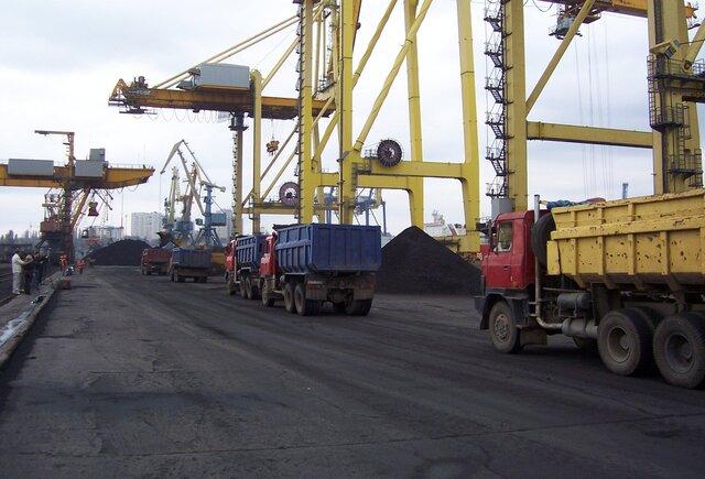 Украина начала покупать уголь уЮАР