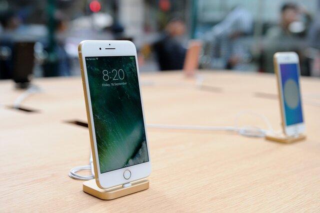 Apple работает над собственными графическими чипами для iPhone иiPad