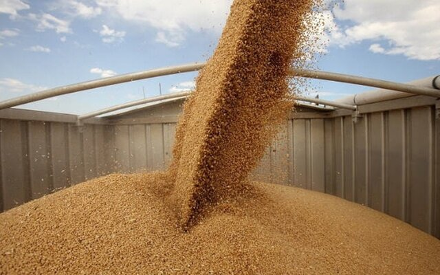 Минсельхоз снизил прогноз поэкспорту зерна втекущем году