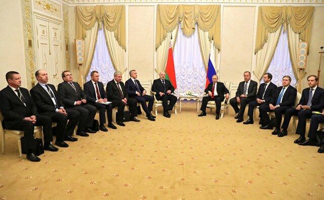Российская Федерация и республика Белоруссия неурегулировали конфликт из-за цены нагаз
