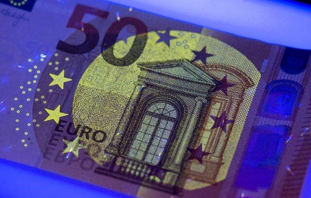 ЕЦБ ввел вобращение новейшую банкноту 50евро