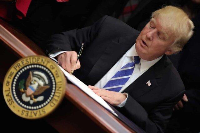 Руководитель США отменил правила сбора персональных данных