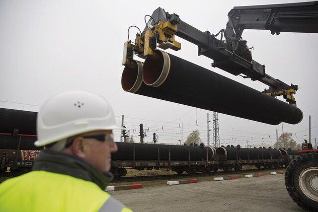 «Газпром» назовет партнеров по«Северному потоку— 2» ксередине весны