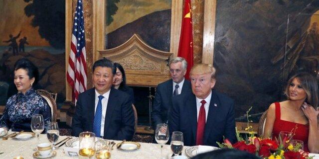 Трамп позитивно оценил разговор сСиЦзиньпином опроблеме КНДР