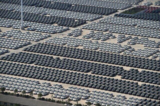 Спрос наавтомобили вКитайской народной республике рекордно высок