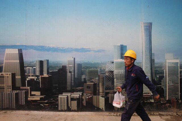 ВВП Китая вырос впервом квартале на6,9%