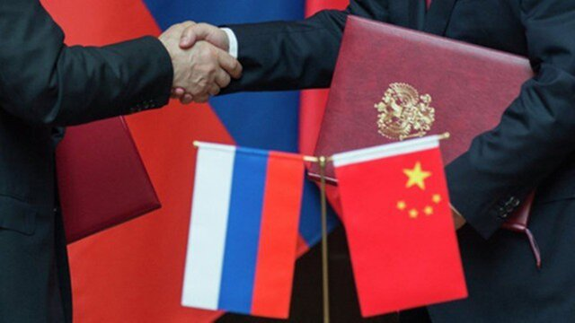Россия иКитай увеличат товарооборот втри раза