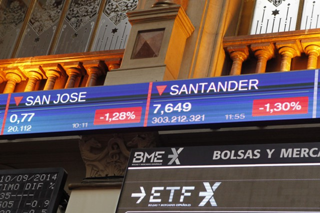Трейдеры теряют веру в европейские банки