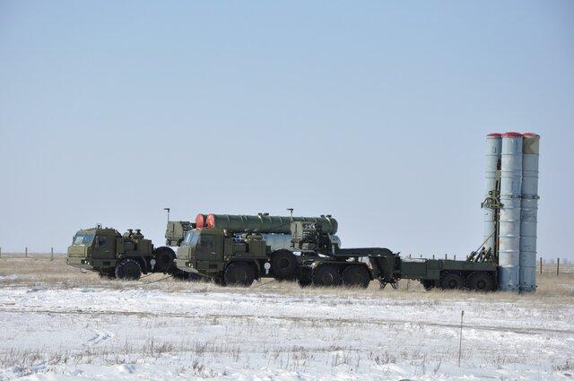 КНР получит ЗРС С-400 в следующем 2018 году