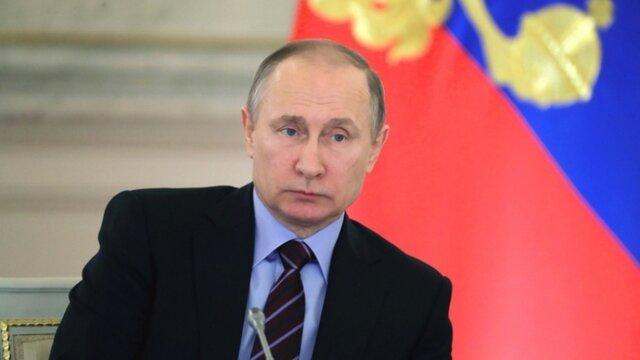 Путин оценил настрой ФАТФ по сопротивлению снобжения деньгами терроризма вмире