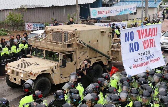Минобороны Южной Кореи: За новейшую систему ПРО должны платить США